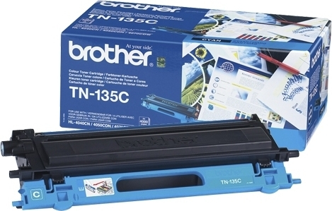 Bilde Brother Toner Cyan (4.000 sider) TN-135C