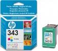 HP Blekkpatron 3-Farge 343 (7 ml) C8766EE