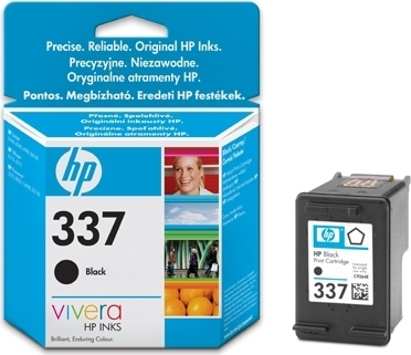 Bilde HP Blekkpatron Sort 337 (11 ml) C9364EE