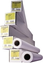 "Bilde HP Papir Rull 42"" (1067mm) Universal Heavyweight Coated Paper 120g 30m"