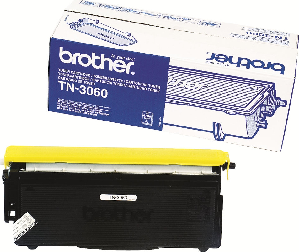 Bilde Brother Toner Sort (6.700 sider) TN-3060