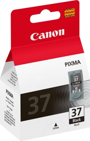 Canon Blekkpatron Sort PG-37 (11ml)