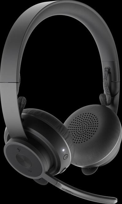 Logitech Zone Wireless Bluetooth Headset Graphite