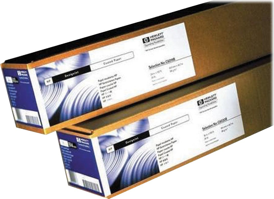 "Bilde HP Papir Rull 24"" (610mm) Natural Tracing Paper 90g 45m"