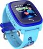 Vanntett GPS klokke til barn med innebygd GPS - BLÅ