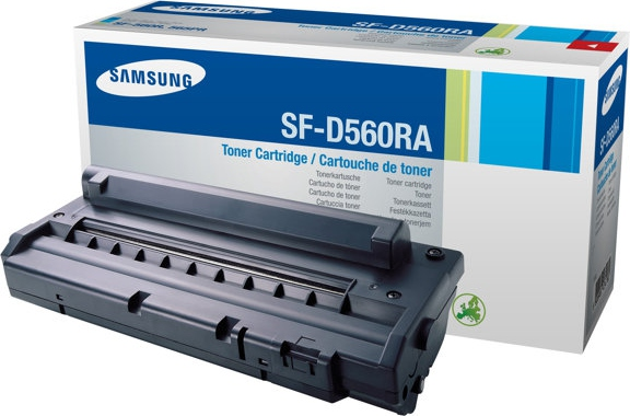 SAMSUNG SF-D560RA Black Toner Cartridged